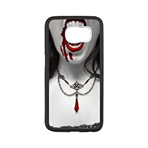 Vampire Cases For Samsung Galaxy S6 White Yearinspace143195
