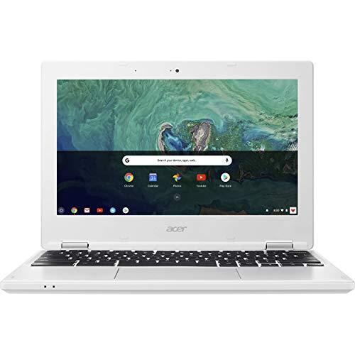 Acer Chromebook 11 - 11.6in Intel Celeron N3060 1.6 GHz 4GB Ram 16GB Flash Chrome (Renewed)