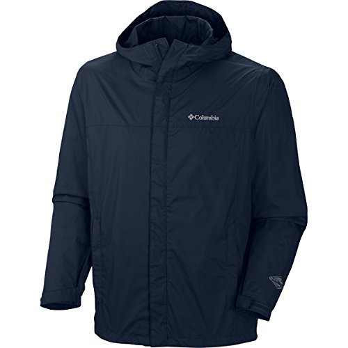 Columbia Watertight II Jacket - Men's Abyss, L by Columbia