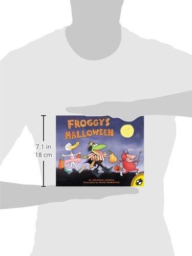 Froggy\'s Halloween: Amazon.de: Jonathan London, Frank Remkiewicz ...