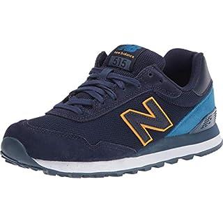 New Balance Men's 515 V1 Sneaker, Pigment/Mako Blue, 18 M US