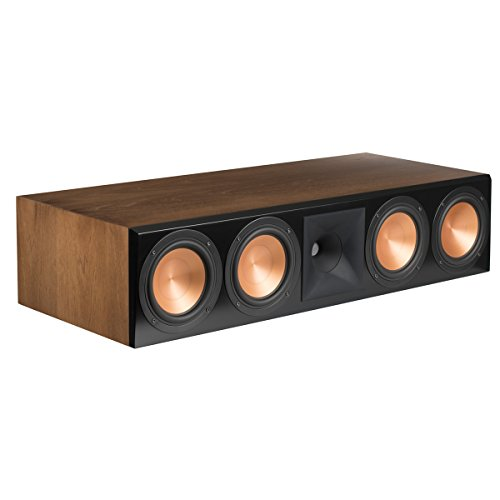 Klipsch 1065137 RC-64 III Center Channel Speaker Walnut