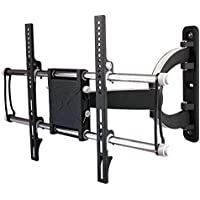 Cotytech MW-6A1B Full Motion Corner Wall Mount for 32-Inch to 57-Inch TV