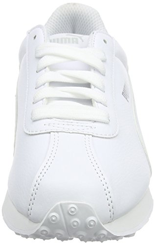 Puma Mixte Turin White Basses Blanc Adulte white Sneakers Srz6xr