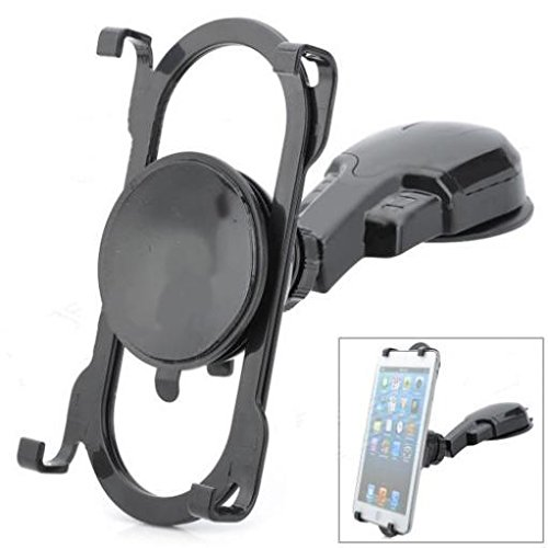 Rotating Car Mount Dashboard Phone Tablet Holder Stand Dash