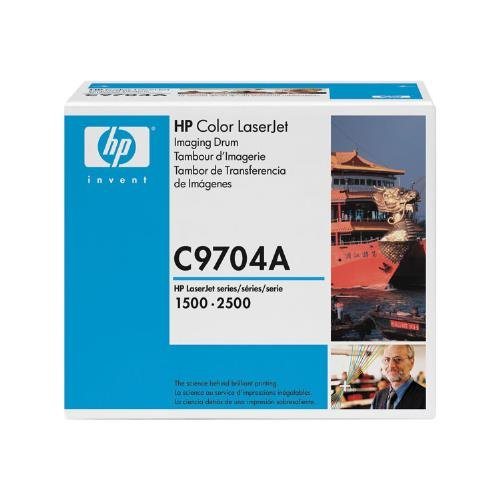 Hewlett Packard C9704A OEM Drum - HP 121A Color LJ 1500 2500 Imaging Drum (Black 20000/Color 5000 Yield) (60/Pallet) OEM