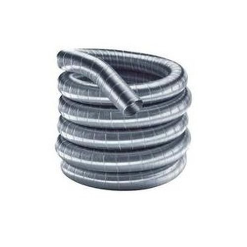 Flex-All Single Ply Stainless Steel Custom Chimney Liner - 6
