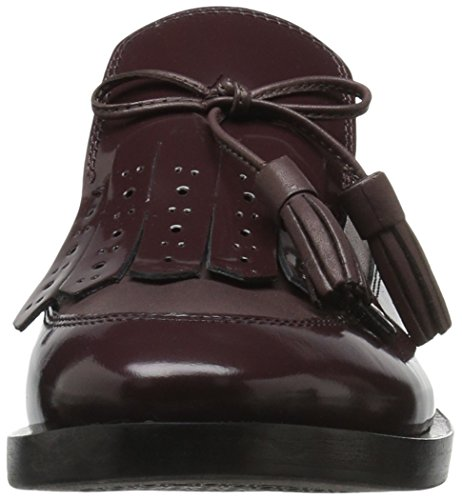 F Zapatos Mujer Para Geox De Burgundyc7357 Dk Vestir Rot Brogue 0wA5qxZ8