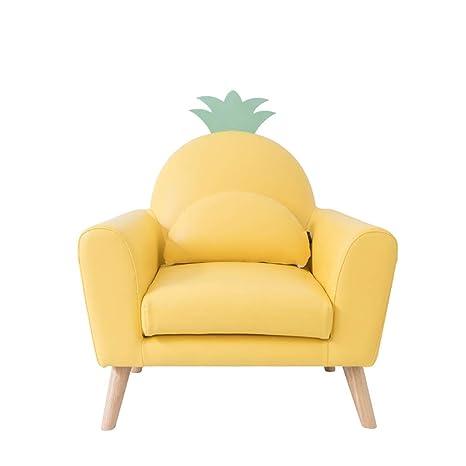 LIUYONGJUN - Sofá Infantil con diseño de piña y Frutas ...
