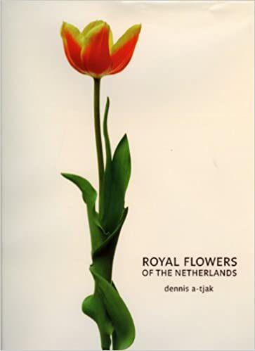 Book Royal Flowers of the Netherlands