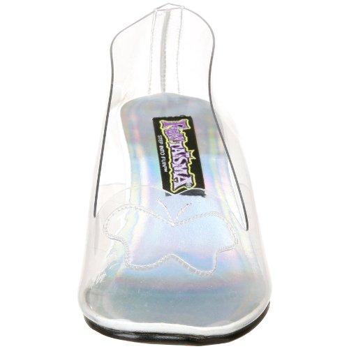 Funtasma Damen Crystal-103 Pumps, Durchsichtig Transparent (Clr Lucite)