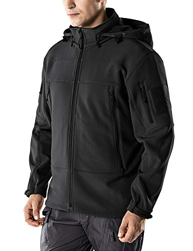 CQR CQ-HOK802-BLK_2X-Large Men