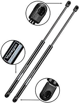 Set of 2 Arana Rear Window Glass Gas Lift Support Struts Shocks 4365 For 2002-2007 Jeep Liberty