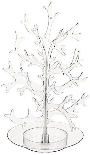 Amscan 34095 Plastic Money Tree, 12-Inch, Clear 2-Pack (Tree Gum Drop)