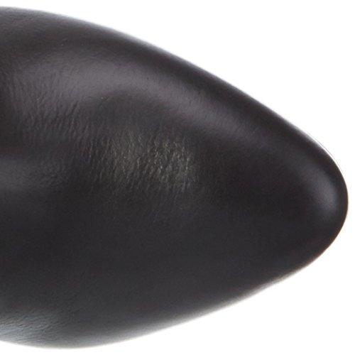 Oxitaly REZZIA 271 - Botas altas para mujer Negro (Nero)