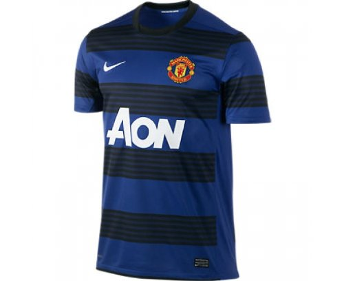 fee45b46ad3 Amazon.com  Manchester United Boys Away Football Shirt 2011-12 ...
