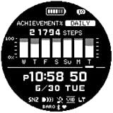 Casio Men's G-Shock Move, GPS + Heart Rate