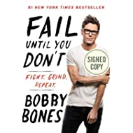 Fail Until You Don't - Signed / Autographed Copy