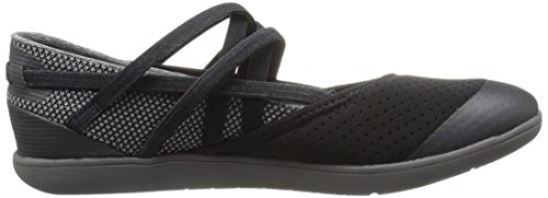 Hydro 5 Women's Slip on M Teva Black grey Us W 6 life Slipper 4xEnadvqd