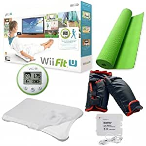 Amazon.com: Wii Fit U Boxing Bundle Boxing Glove Fitness