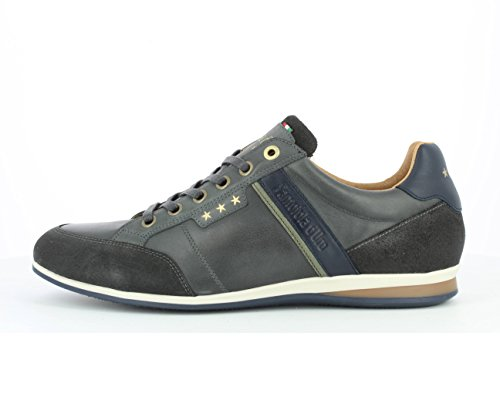 7zw Low Uomo Pantofola Baskets d'Oro Homme Roma Dark Gris Shadow TpxxztO