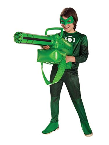 Green Lantern Inflatable Gatling Gun Costume Accessory -