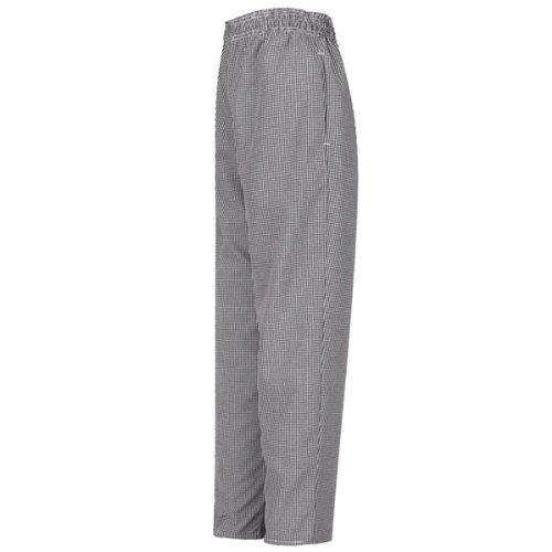 White Baggy Chef Pants - 5