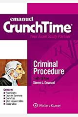 Emanuel CrunchTime for Criminal Procedure (Emanuel CrunchTime Series) Kindle Edition