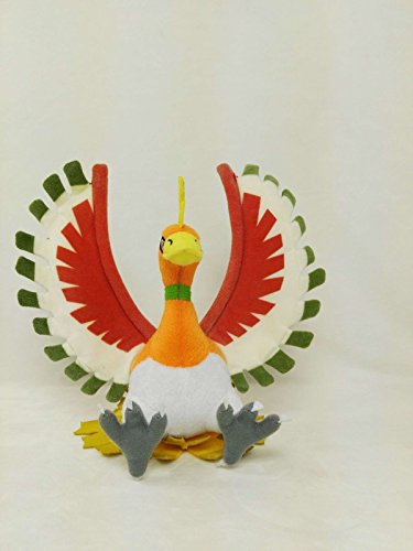 pokemon ho oh figure - 6