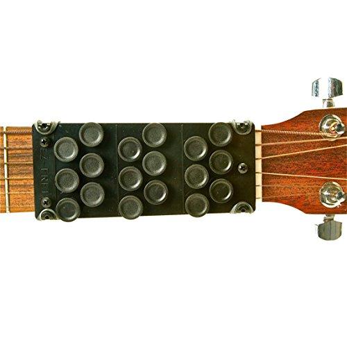 ez fret guitar attachment eliminates finger pain 110 chords available fits full sized. Black Bedroom Furniture Sets. Home Design Ideas
