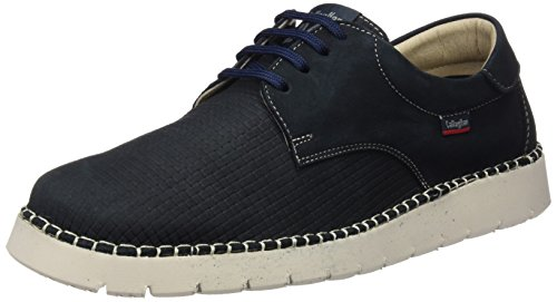 CALLAGHAN Scarpe Blue Blu Derby Uomo Stringate 5 11401 rrxSwq4CR