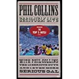 Phil Collins Seriously Live VHS
