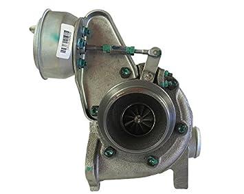Turbocharger BENZ SPRINTER VITO VIANO 2 2 CDI OM 646 DE22LA