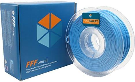 FlexiSMART Frozen 1kg Filamento Flexible TPU 1.75mm para Impresora ...
