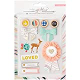 Crate Paper Maggie Holmes Gather Mixed Embellishments (6 Pack)