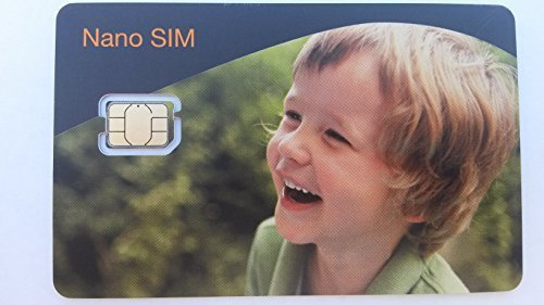 Orange Israel Prepaid NANO Size SIM Card New & Activated ♦ ready for use with free incoming calls and SMS ♦ Including SIM Card Case ♦ Iphone Pin ♦ English user guide ()