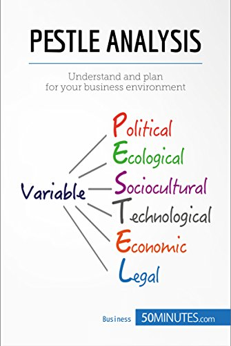PESTLE Analysis: Understand and plan for your business environment (Management & Marketing Book 28)