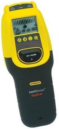 Stanley 77-250 IntelliSensor Digiscan Wood, Metal and Live ...