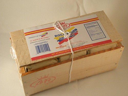 La Fe Bocadillo Veleno, Fresh Bocadillo Sugar, 30oz 3 Pack - Colombian Food Products