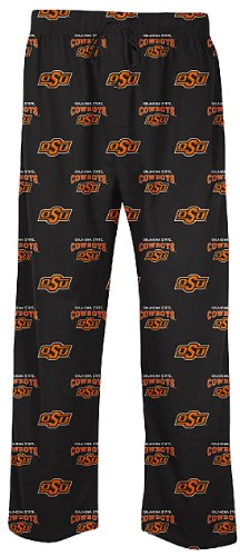 - Oklahoma State Cowboys Men's Supreme Black Pajama Pants (S=30-31)