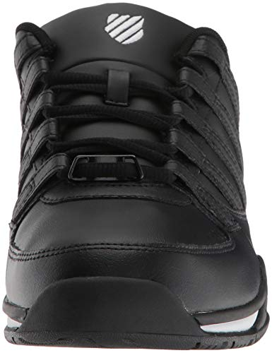 K White Swiss Men's Sneaker Black Baxter SP xq1ZYrwq7