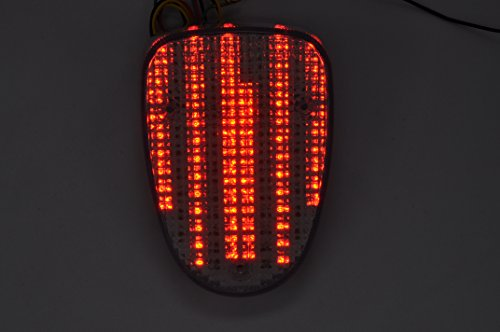 V Star Classic Led Tail Light in US - 5