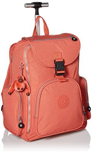 Kipling Women's Alcatraz Solid Laptop Wheeled Backpack, C...