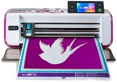 Brother Scan N Cut cm600 Machine de découpe avec scanner intégré