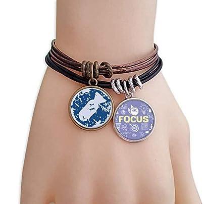 master DIY Symbol Design Illustration Pattern Bracelet Rope Wristband Force Handcrafted Jewelry Estimated Price -