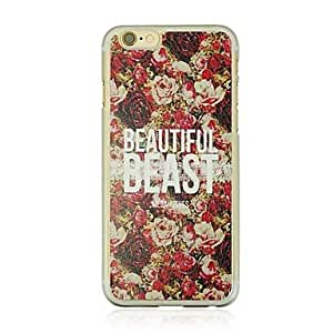 Beautiful Snow White Cell Phone Case for Iphone 6