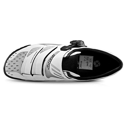 Bont A-Two Road Shoes 2014 White - 45 by BONT (Image #3)
