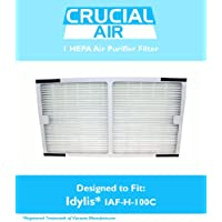 Idylis HEPA Replacement Filter IAF-H-100C by FUSA