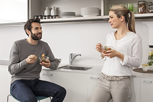 Miscelatore Cucina Grohe 33281002 Eurosmart Monocomando Cromato