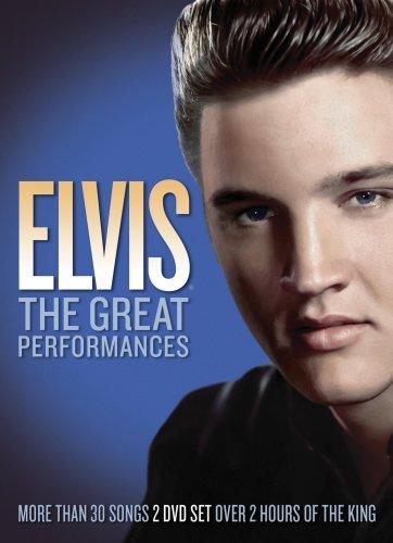 Elvis Presley: The Great Performances [DVD] (Presley Sofa)